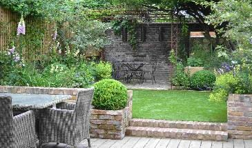 Article of our garden in Modern Gardens Magazine