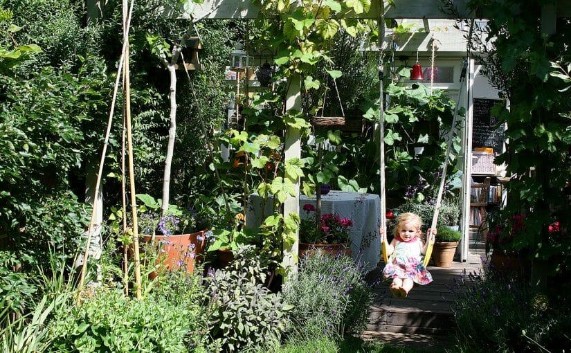 Top 10 Overhead beams and vertical gardening
